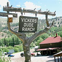 Vickers Ranch Lake City, CO